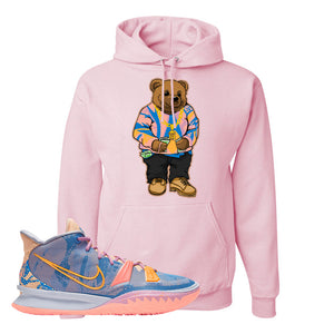 Kyrie 7 Expressions Hoodie | Sweater Bear, Light Pink