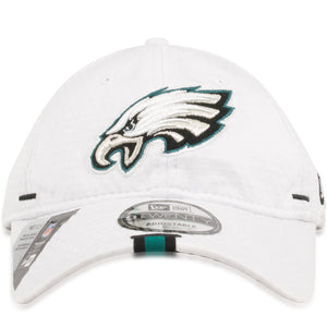 Philadelphia Eagles 2019 Training Camp White 9Twenty Dad Hat