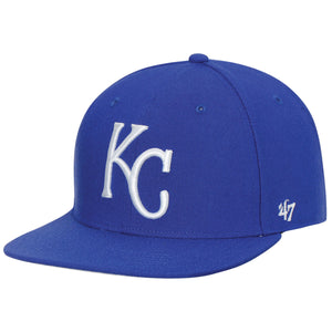 Kansas City Royals Royal Blue Adjustable Snapback Hat