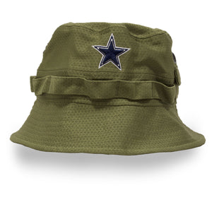 Dallas Cowboys 2019 Salute To Service Boonie Bucket Hat