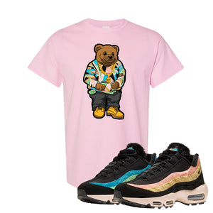 Air Max 95 Sergio Lozano T Shirt | Sweater Bear, Light Pink