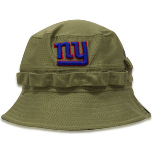 New York Giants 2019 Salute To Service On Field Boonie Bucket Hat