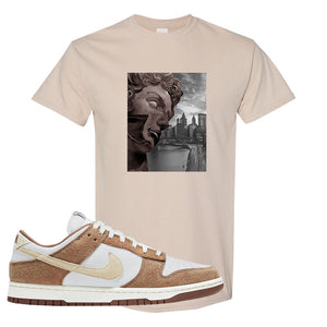 Dunk Low Medium Curry T Shirt | Miguel, Sand