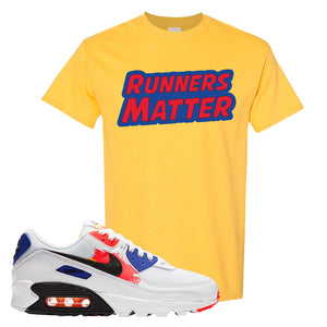 Air Max 90 Paint Streaks T-Shirt | Runners Matter, Daisy