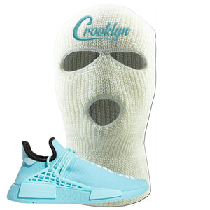 Pharell x NMD Hu Aqua Ski Mask | Crooklyn, White
