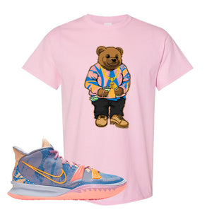 Kyrie 7 Expressions T-Shirt | Sweater Bear, Light Pink