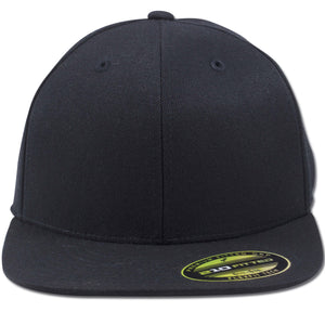 Flexfit Blank Black Youth Sized Flexfit Cap