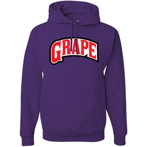 Backwoods Grape Deep Purple Pullover Hoodie
