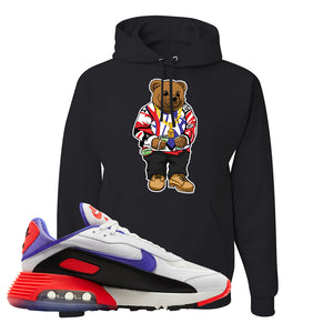 Air Max 2090 Evolution Of Icons Hoodie | Sweater Bear, Black