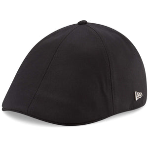 Philadelphia Eagles New Era Premium Black Label Duckbill Dress Cap