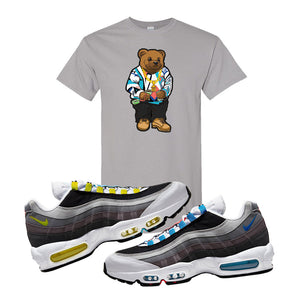 Air Max 95 QS Greedy T Shirt | Gravel, Sweater Bear