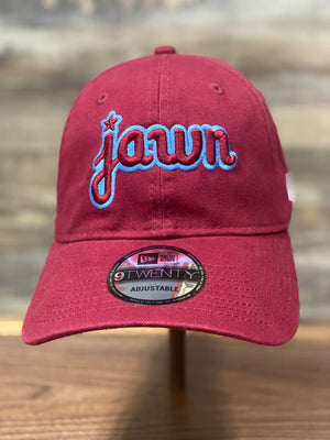 Jawn Dad hat | Philadelphia inspired Jawn hat | Jawn New era dad hat | phillies colorway