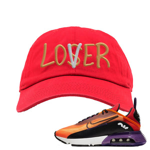 "Air Max 2090 ""Magma Orange"" Dad Hat 