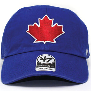 Toronto Blue Jays Royal Blue Unstructured Classic Dad Hat