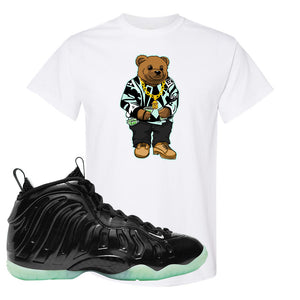Foamposite One 2021 All Star T Shirt | Sweater Bear, White