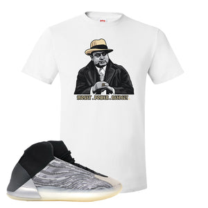 Yeezy Quantum T Shirt | White, Capone Illustration