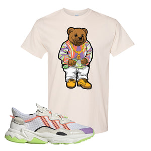 Ozweego Chaos T Shirt | Natural, Sweater Bear