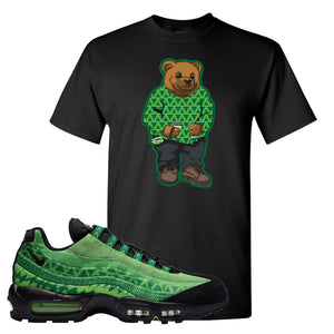 Air Max 95 Naija T Shirt | Sweater Bear, Black