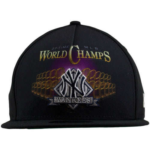New York Yankees Championship Bling Printed 9Fifty Snapback Hat