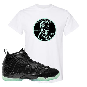 Foamposite One 2021 All Star T Shirt | Penny, White