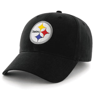 Pittsburgh Steelers Kid's Size Velcro-Strap Ball Cap