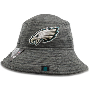 Philadelphia Eagles 2019 Training Camp Graphite Training Bucket Hat
