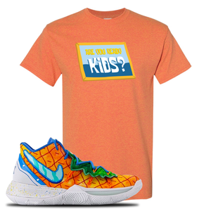 Kyrie 5 Pineapple House T-Shirt | Sunset, Are You Ready Kids?