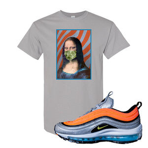 Air Max Plus Sky Nike T Shirt | Gravel, Mona Lisa Mask