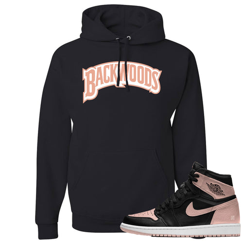 Black and crimson hoodie to match Crimson Tint Jordan 1 shoes