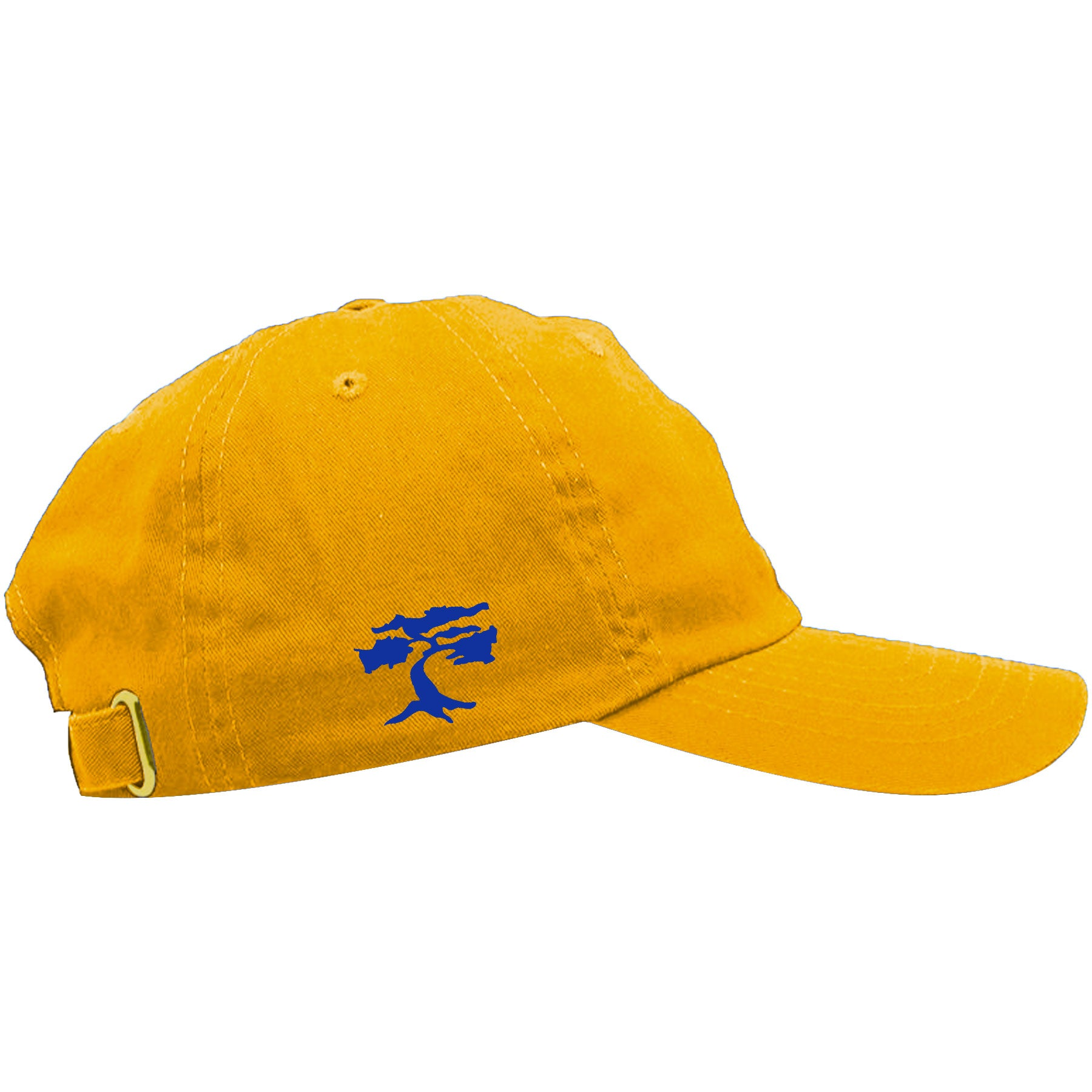 47c5a9d2c70 Jordan 5 Alternate Laney JSP Sneaker Matching Air Sushi Yellow Dad Hat   Embroidered on the right side of the jordan 5 laney sneaker matching dad  hat is the ...