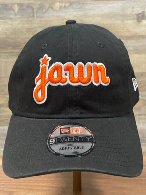 Jawn Dad hat | Philadelphia inspired dad hat | Jawn New era dad hat | flyers black colorway