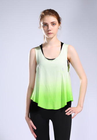 Women Gym Training Tee Fitness Sports T Shirt Yoga Workout Vest Exercise Running Clothing Sportswear Tank Tops Singlets Clothes - Bohemian Gift Stores