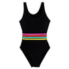Image of Andzhelika Girls' Swimwear One Piece Swimsuit Girls Solid Swimwear Sports Bodysuit Beachwear Children Swim Suits Bathing Suit