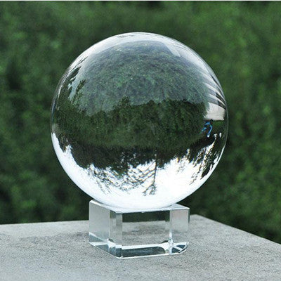 60mm Rare Natural Quartz Crystal glass Balls Clear no scratch Feng Shui Chakra Healing Gemstone Sphere Magic Ball products