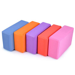 23.00 x 15.00 x 7.50 cm EVA Yoga Block Brick Foaming Foam Home Exercise Fitness Health Gym Practice Exercise Practice Sport Tool