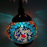 2016 Newest stytle Turkey ethnic customs handmade lamp romantic cafe restaurant bar tree Pendant light bar Pendant lamp