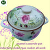 Image of CASSEROLE COOKING TOOL ENAMEL HIGH QUALITY WITH SIZES UTENSIL COOKING POT KITCHENWARE