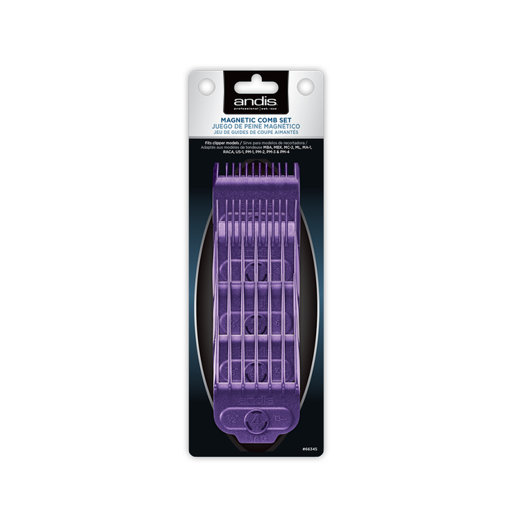 Master Single Magnet Small 5-Comb Set