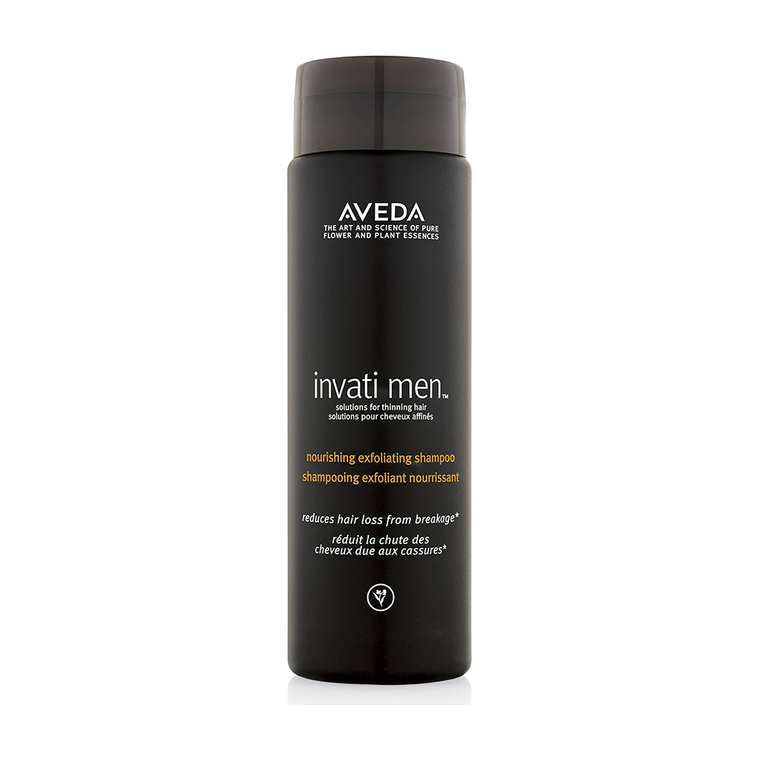 invati men™ nourishing exfoliating shampoo