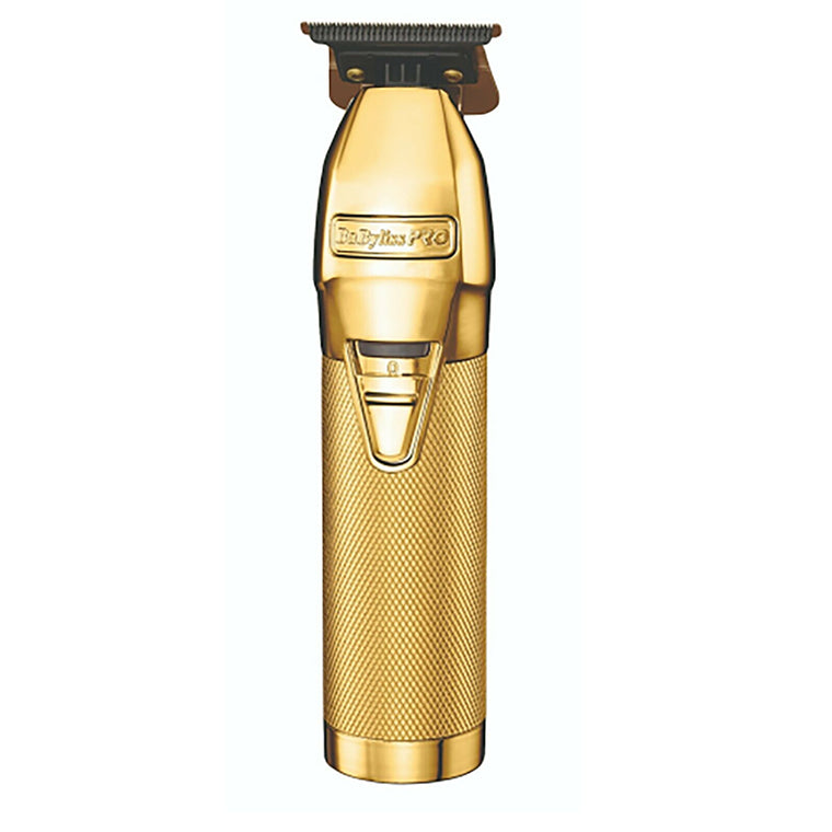 Gold Skeleton Cordless Trimmer
