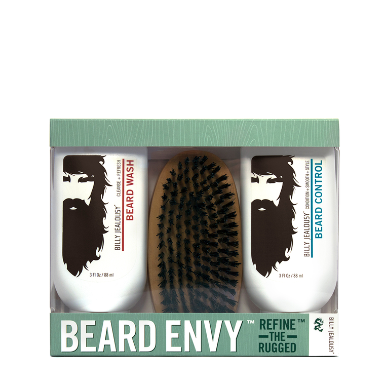 Beard Envy Grooming Kit