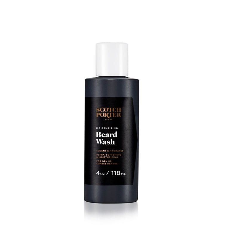Moisturizing Beard Wash