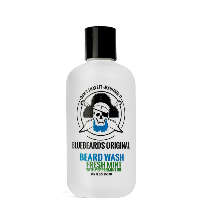 Fresh Mint Beard Wash