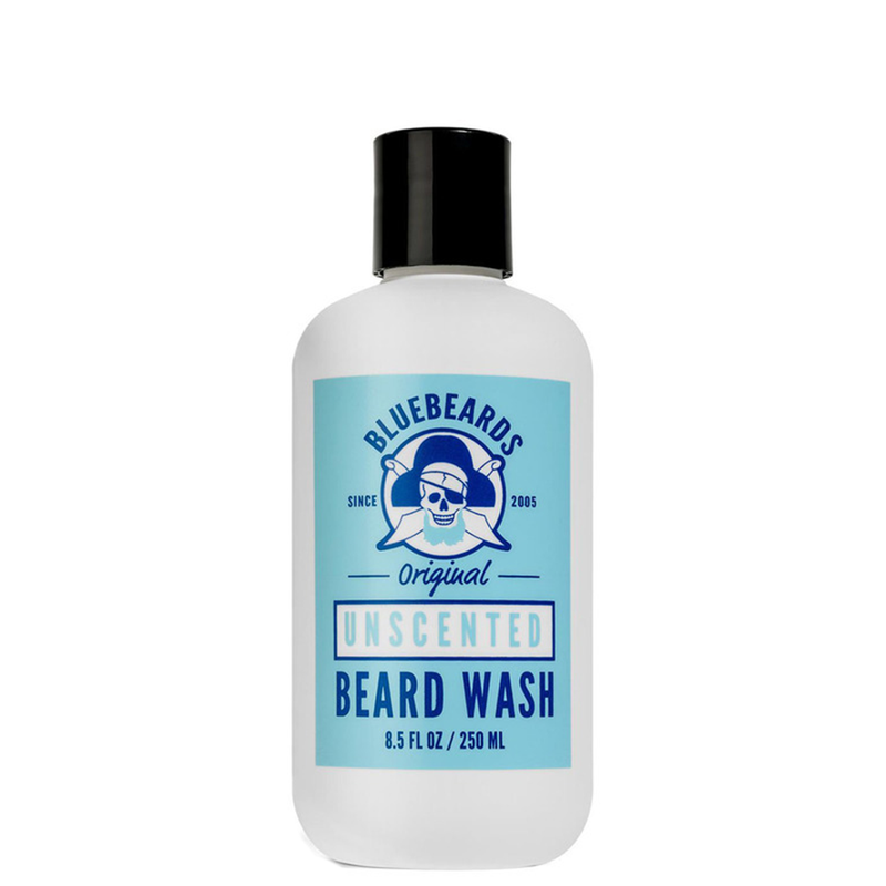 Unscented Beard Wash
