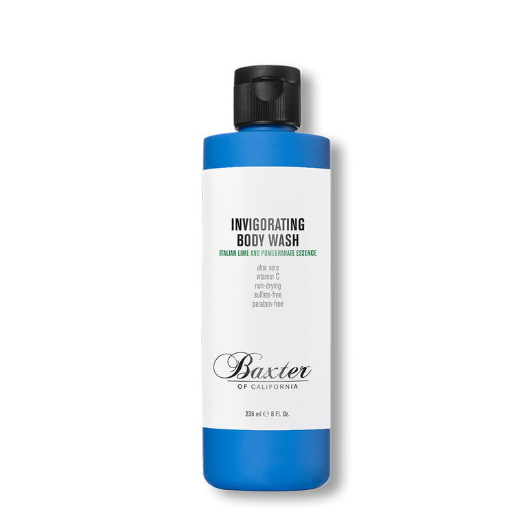 Invigorating Body Wash - Italian Lime & Pomegranate