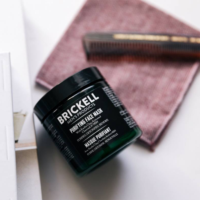 Purifying Charcoal Face Mask for Men