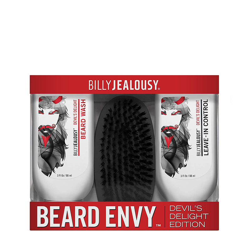 Billy Jealousy Devil's Delight Beard Package