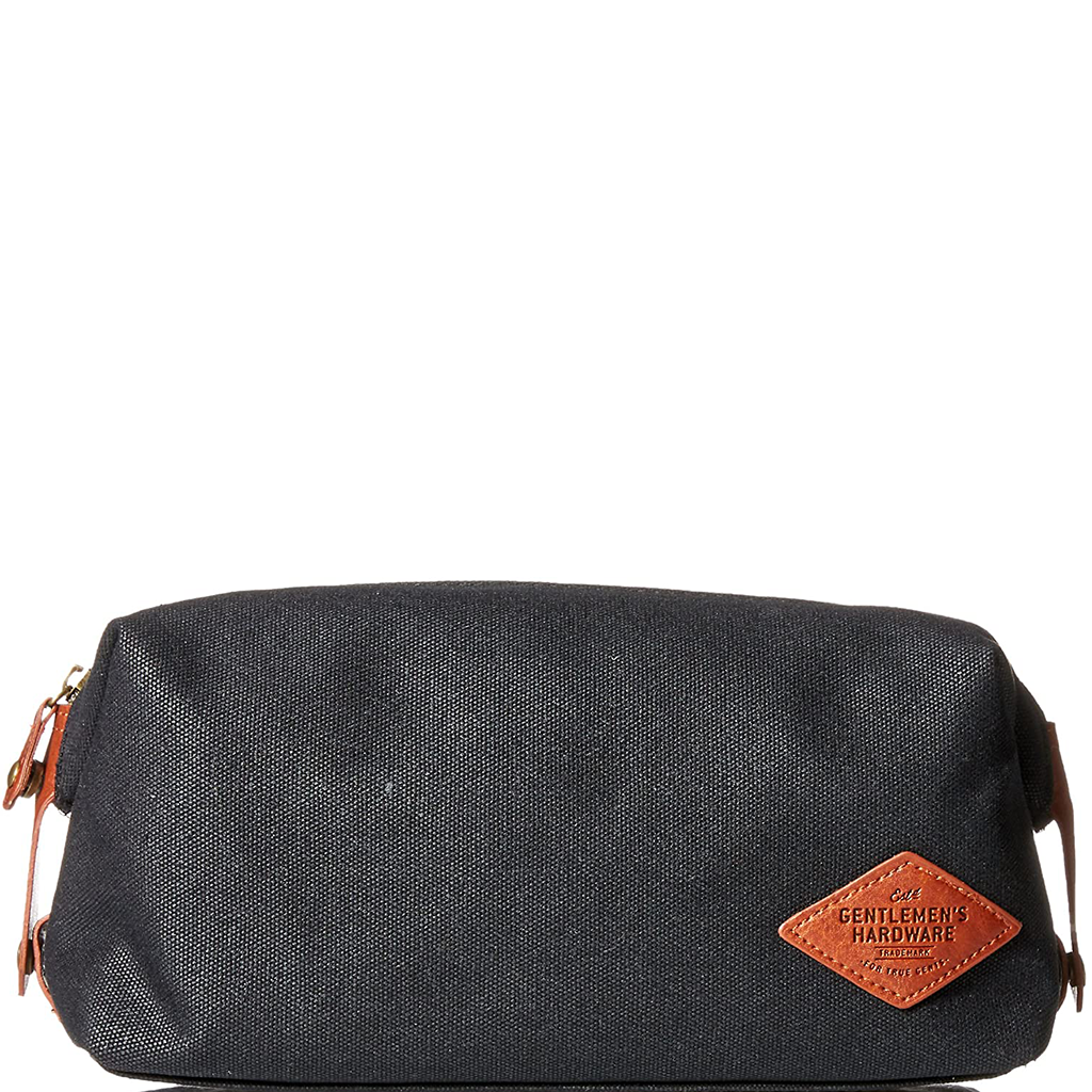 Charcoal Toiletry Bag