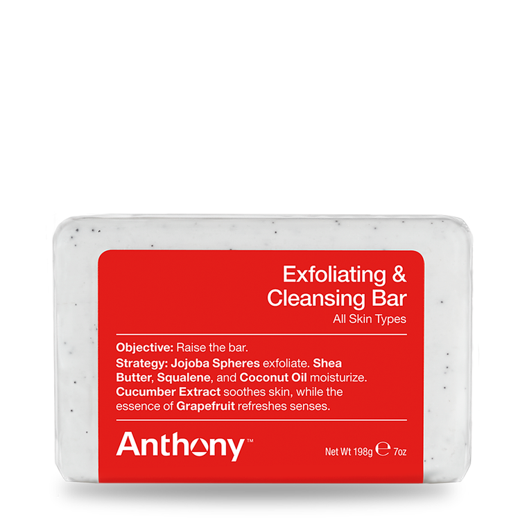Exfoliating + Cleansing Bar
