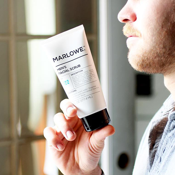 Men's Facial Scrub